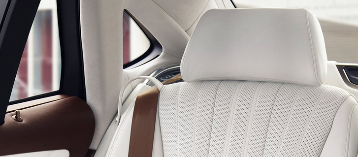 Butterfly Power-Retractable Headrests