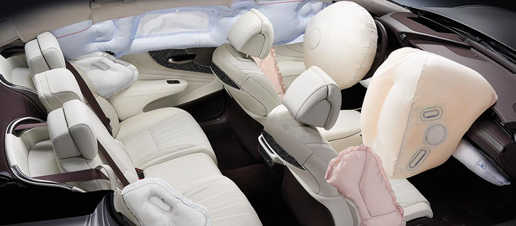 10-Airbag System*