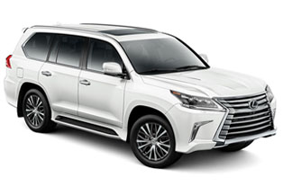 2019 Lexus LX for Sale in Scottsdale, AZ