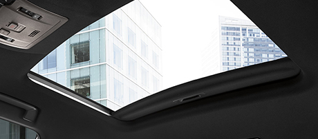 2019 Lexus NX Outer-Sliding Moonroof