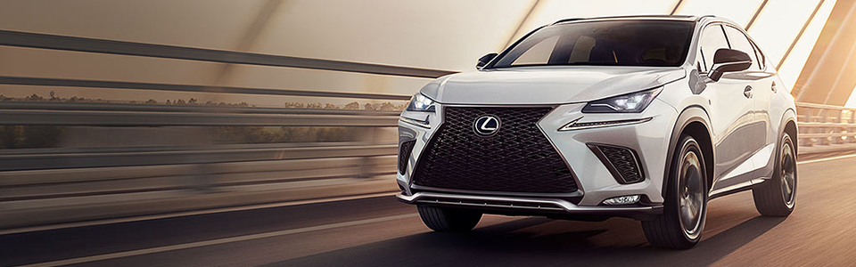 2019 Lexus NX Safety Main Img