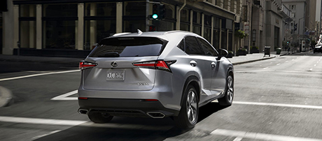 2019 Lexus NX Direct Tire Pressure Monitor System