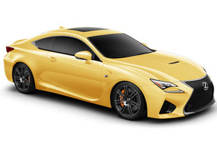 2019 Lexus RC F for Sale in Scottsdale, AZ
