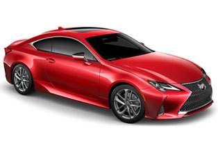 2019 Lexus RC for Sale in Scottsdale, AZ