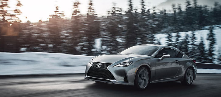 2019 Lexus RC safety