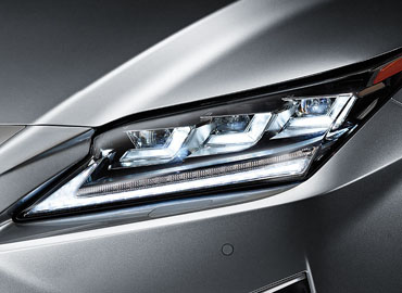 Triple-Beam LED Headlamps