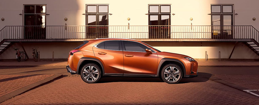 2019 Lexus UX Safety Main Img
