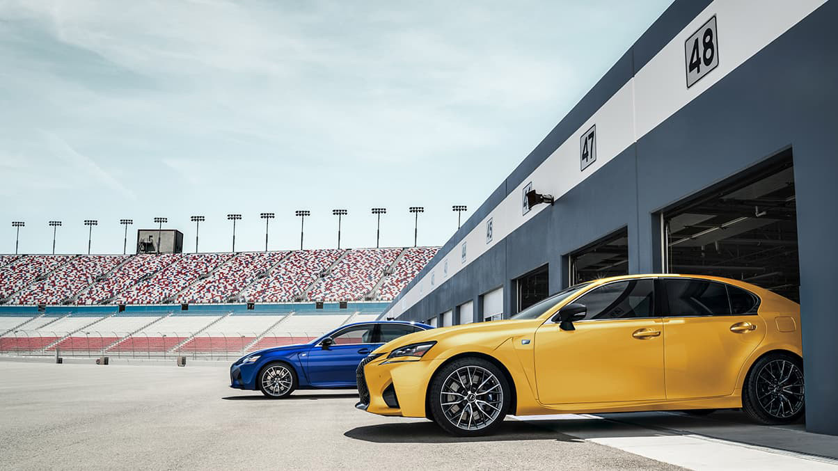 2020 Lexus GS F Appearance Main Img
