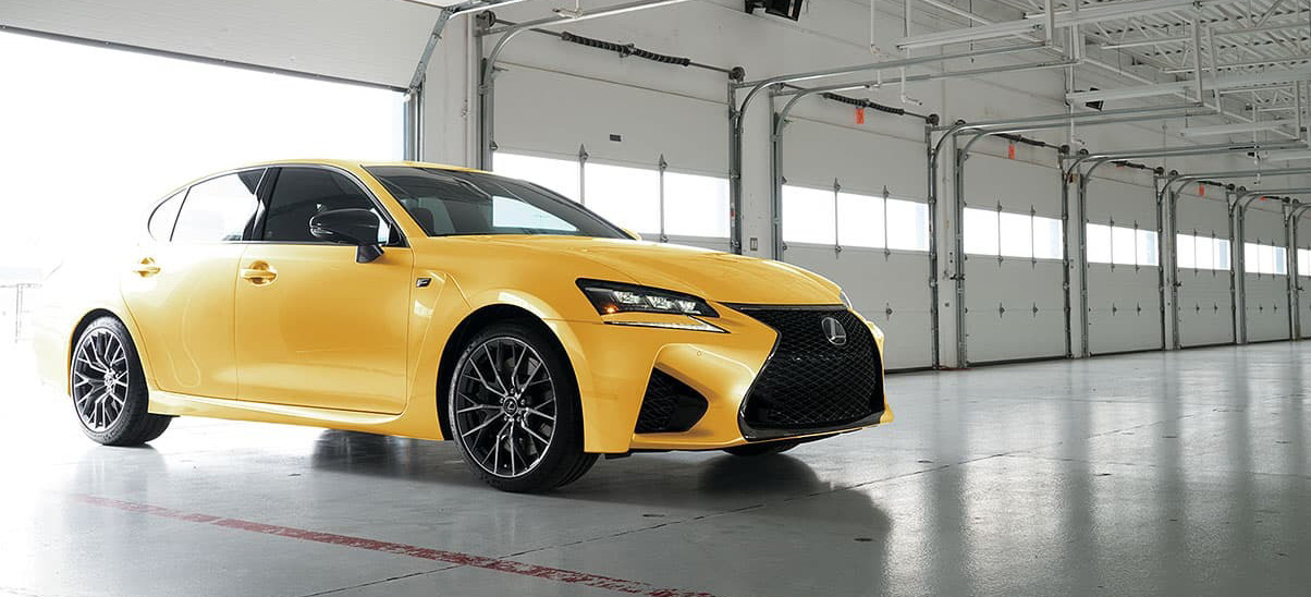 2020 Lexus GS F Safety Main Img
