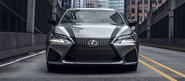 2020 Lexus GS F safety