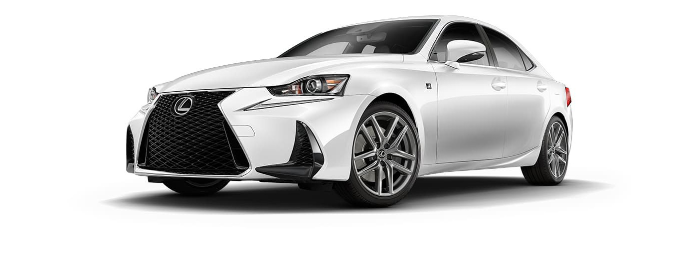 2020 Lexus IS Main Img