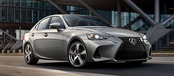2020 Lexus IS safety