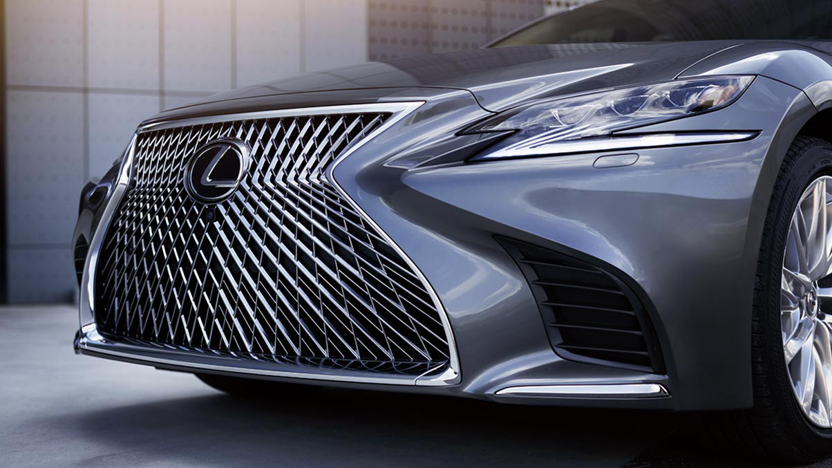 2020 Lexus LS Safety Main Img