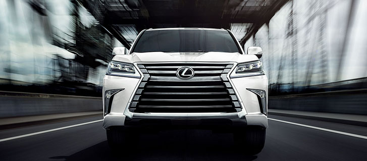 2020 Lexus LX performance