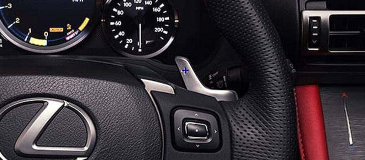 Eight-Speed Sport Direct-Shift Transmission