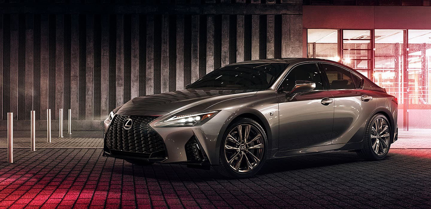 2021 Lexus IS Appearance Main Img