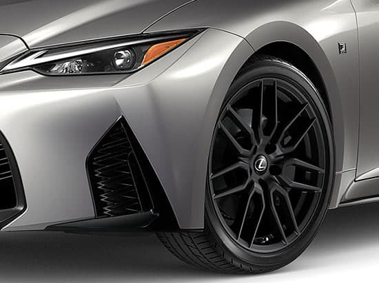 2021 Lexus IS appearance