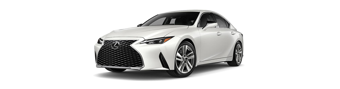 2021 Lexus IS Main Img