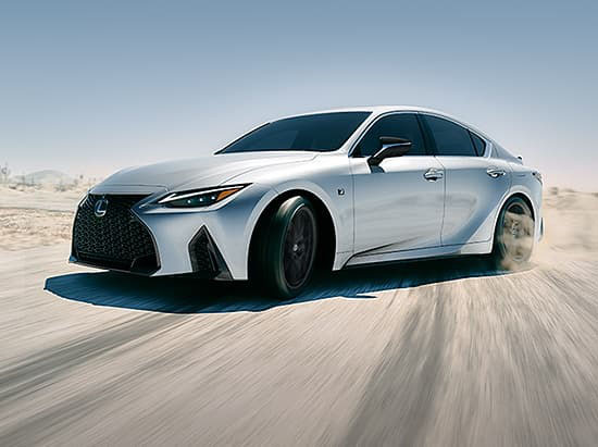 2021 Lexus IS performance