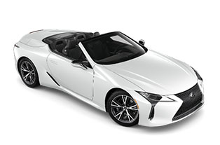 2021 Lexus LC Convertible for Sale in Scottsdale, AZ