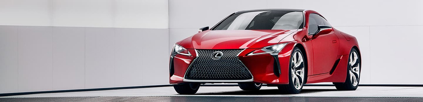 2021 Lexus LC Safety Main Img