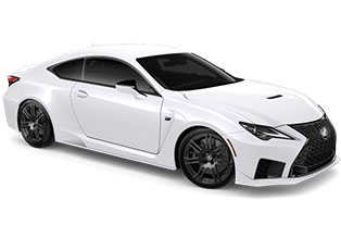 2021 Lexus RC F for Sale in Scottsdale, AZ