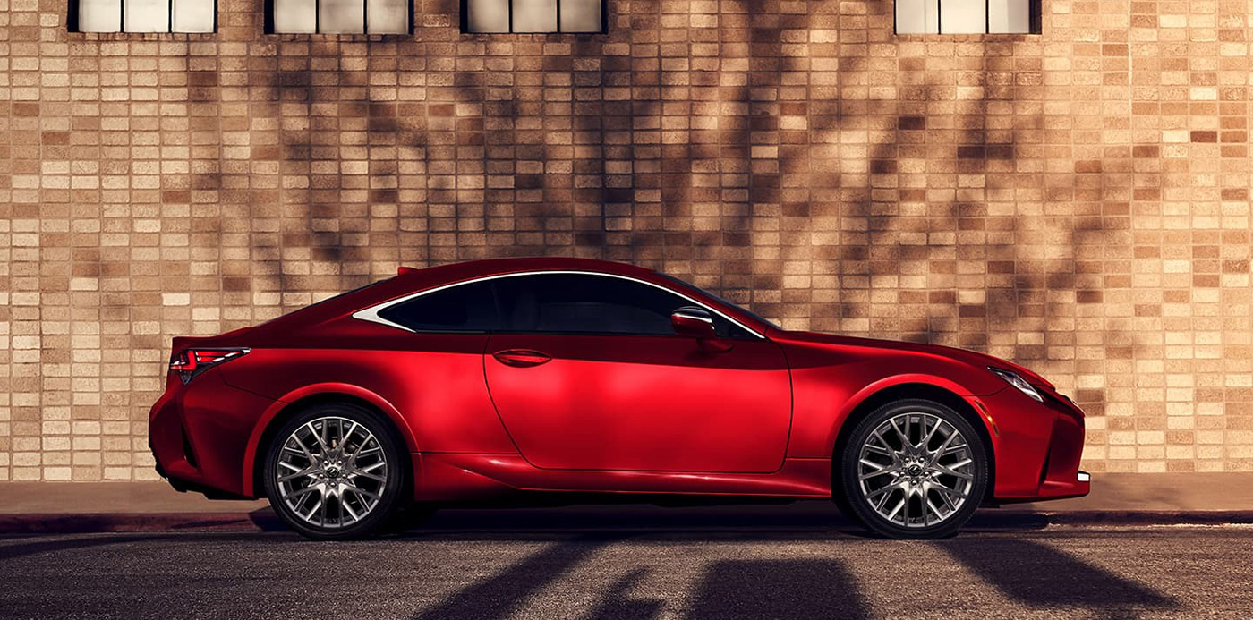2021 Lexus RC Appearance Main Img