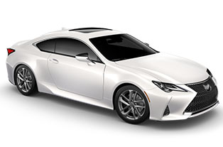 2021 Lexus RC for Sale in Scottsdale, AZ