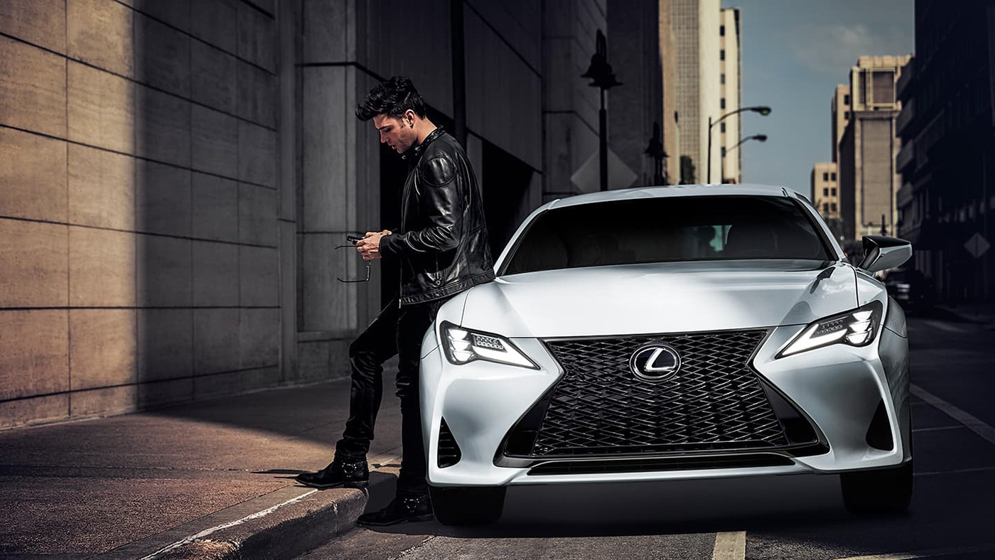 2021 Lexus RC Safety Main Img