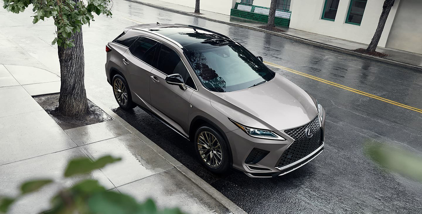 2021 Lexus RX Safety Main Img