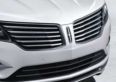 2015 Lincoln MKC appearance