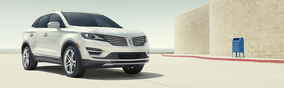 2015 Lincoln MKC Safety Main Img