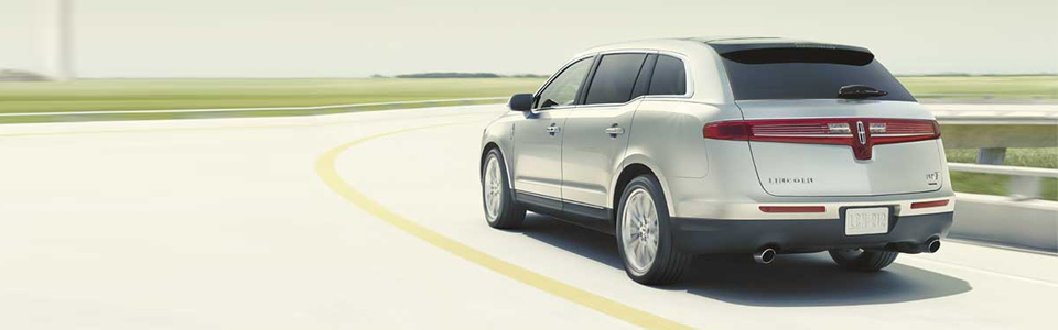 2015 Lincoln MKT Safety Main Img
