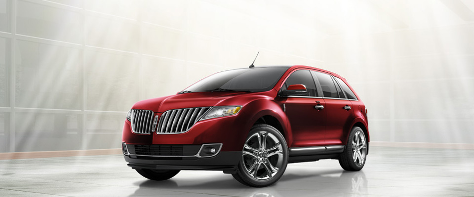 2015 Lincoln MKX Main Img