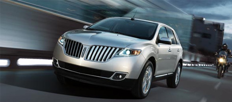 2015 Lincoln MKX performance
