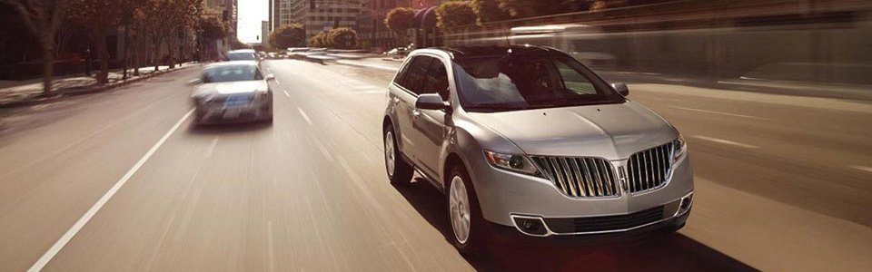 2015 Lincoln MKX Safety Main Img