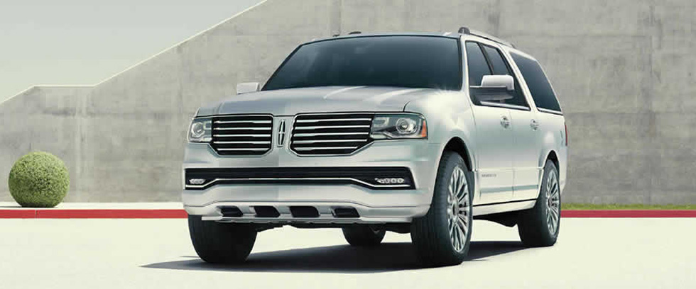 2015 Lincoln Navigator Appearance Main Img