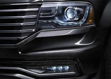 2015 Lincoln Navigator appearance
