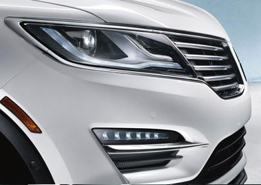 2016 Lincoln MKC appearance