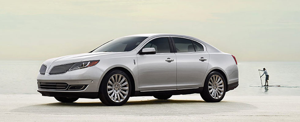 2016 Lincoln MKS Appearance Main Img