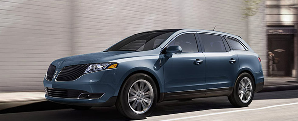 2016 Lincoln MKT Main Img