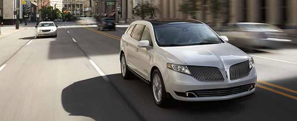 2016 Lincoln MKT Safety Main Img