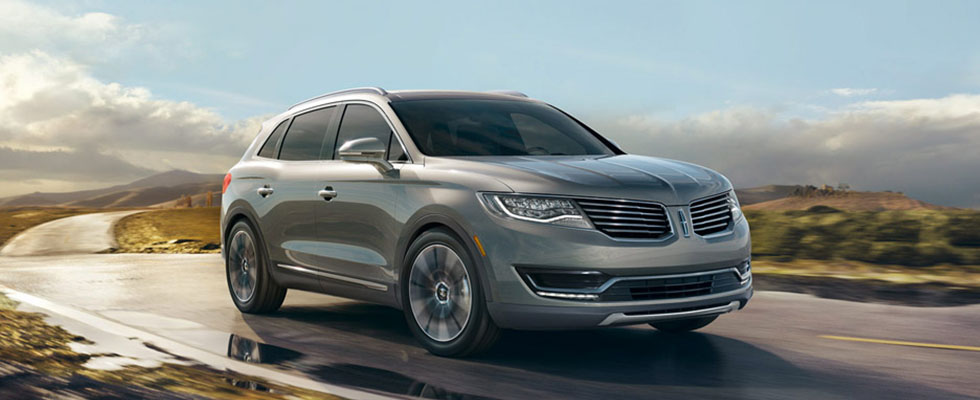 2016 Lincoln MKX Appearance Main Img
