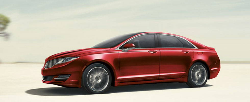 2016 Lincoln MKZ Appearance Main Img