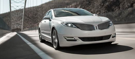 2016 Lincoln MKZ performance