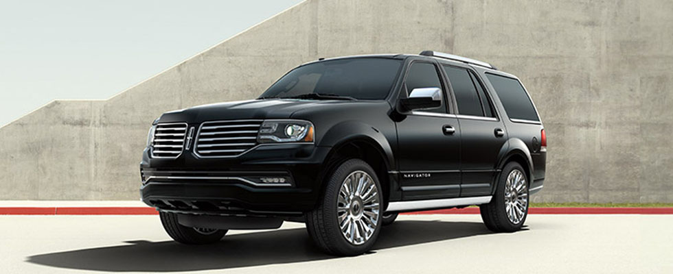 2016 Lincoln Navigator Appearance Main Img