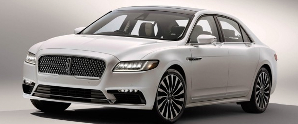 2017 Lincoln Continental Appearance Main Img