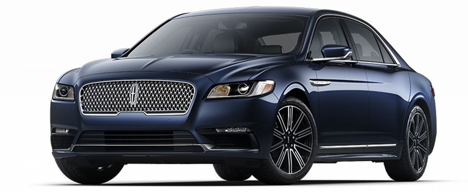 2017 Lincoln Continental Main Img