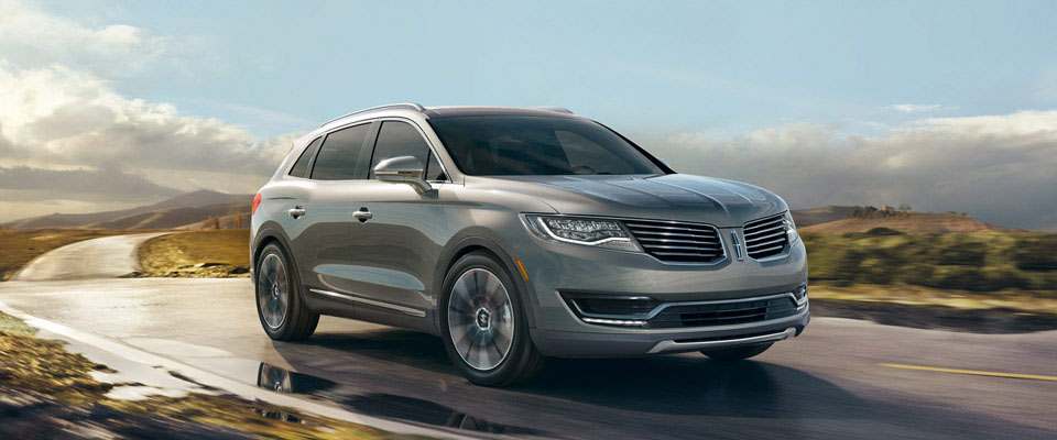 2017 Lincoln MKX Appearance Main Img