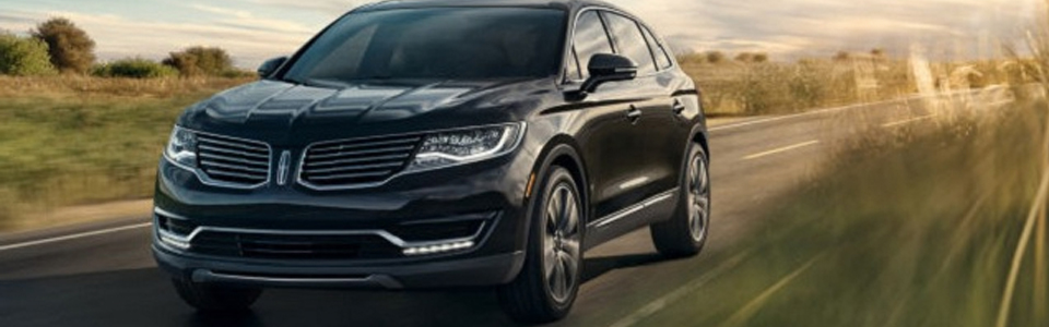 2017 Lincoln MKX Safety Main Img